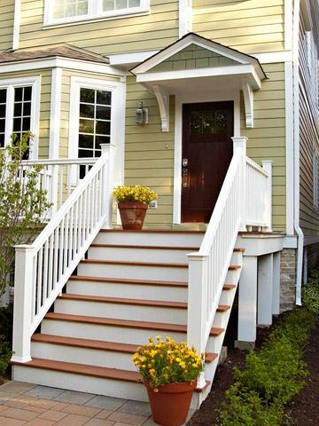 17 best ideas about front steps on pinterest front door steps front porch steps and front. Black Bedroom Furniture Sets. Home Design Ideas