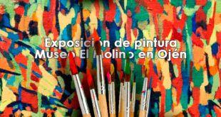 Exposición de pintura de Isabel Martín en Ojén