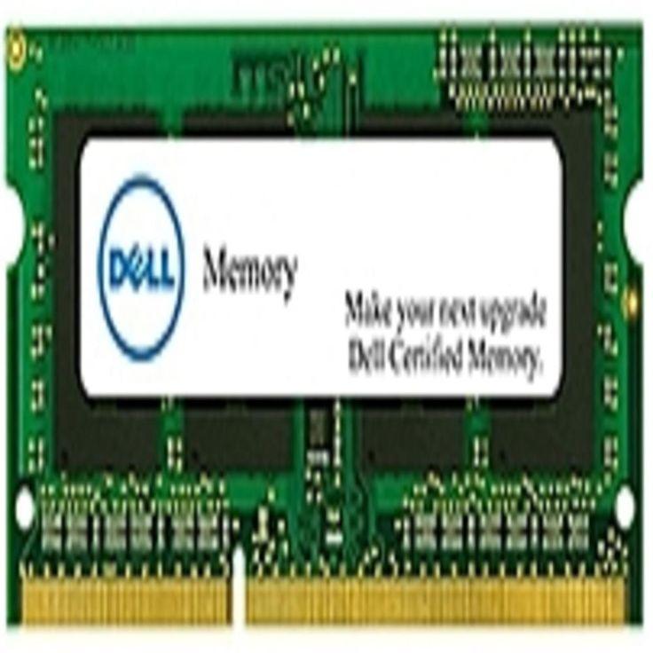 Dell SNP1Y255C-1G 1 GB Memory Module - DDR SDRAM - PC-2700 - SO-DIMM 200-Pin - 333 MHz - 2.5 V