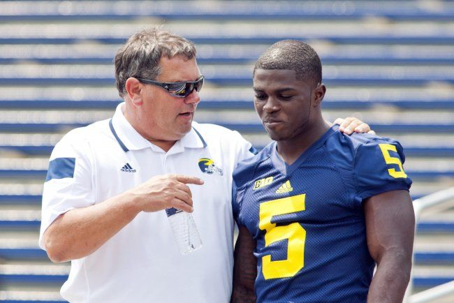 Blueprint for Brady Hoke to Save Michigan's Season and His Job after 31-0 loss to Notre Dame   Bleacher Report