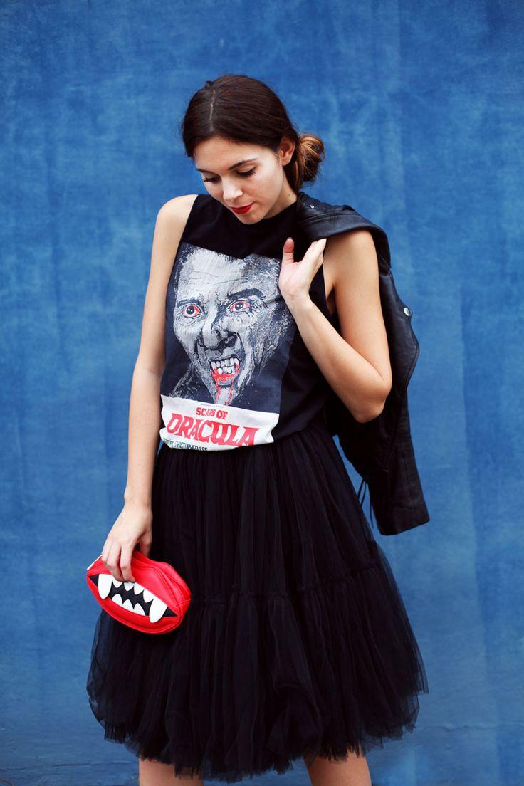 Halloween look: il mio (spaventoso) look