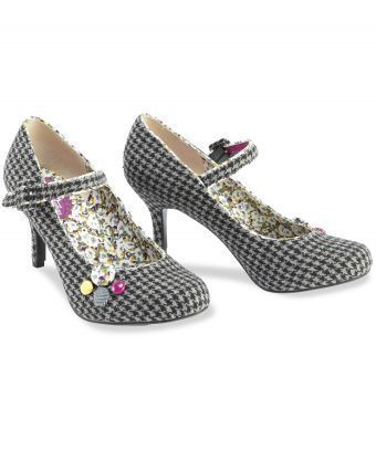 Funky Button Mary Jane Shoes, Joe Brown. Reckon these could be a great investment piece.