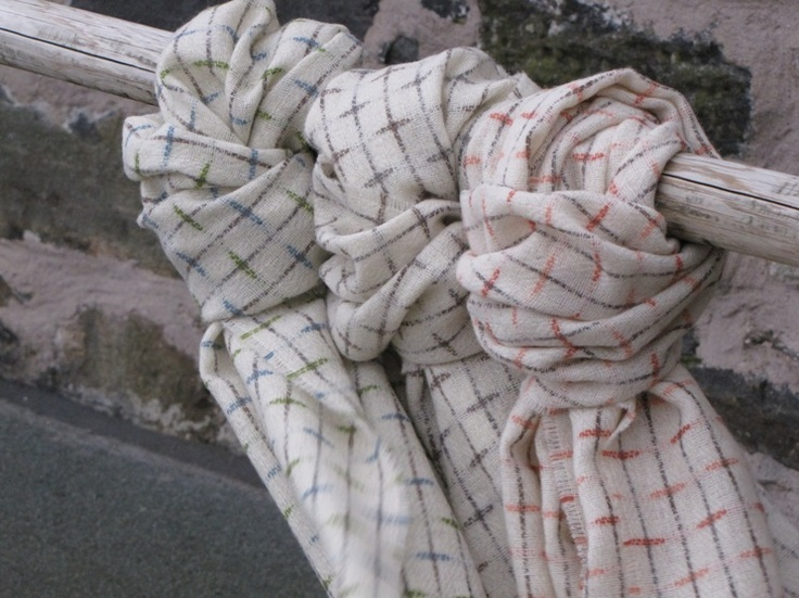 lightweight wool scarves