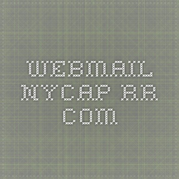 nycap.rr webmail