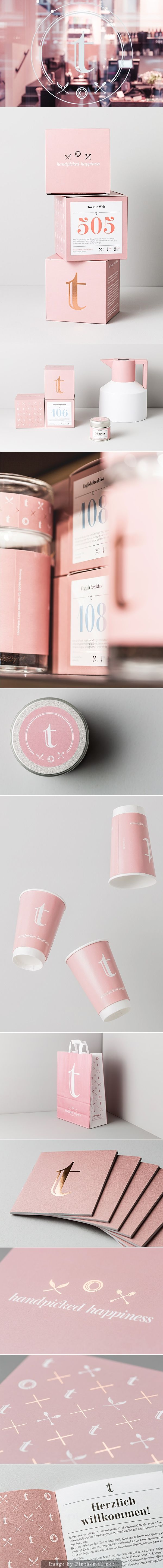 T by Tim Rotermund #identity #packaging #branding PD