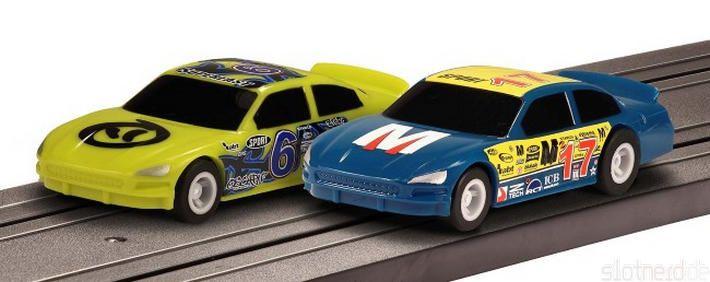 Scalextric - Vier neue Micro Scalextric Slotcars - Micro Scalextric Cars #slotcar #micro