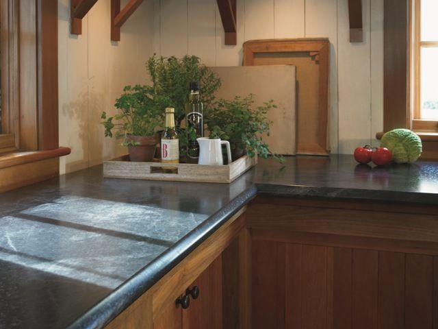 Stone Kitchen Backsplash Examples
