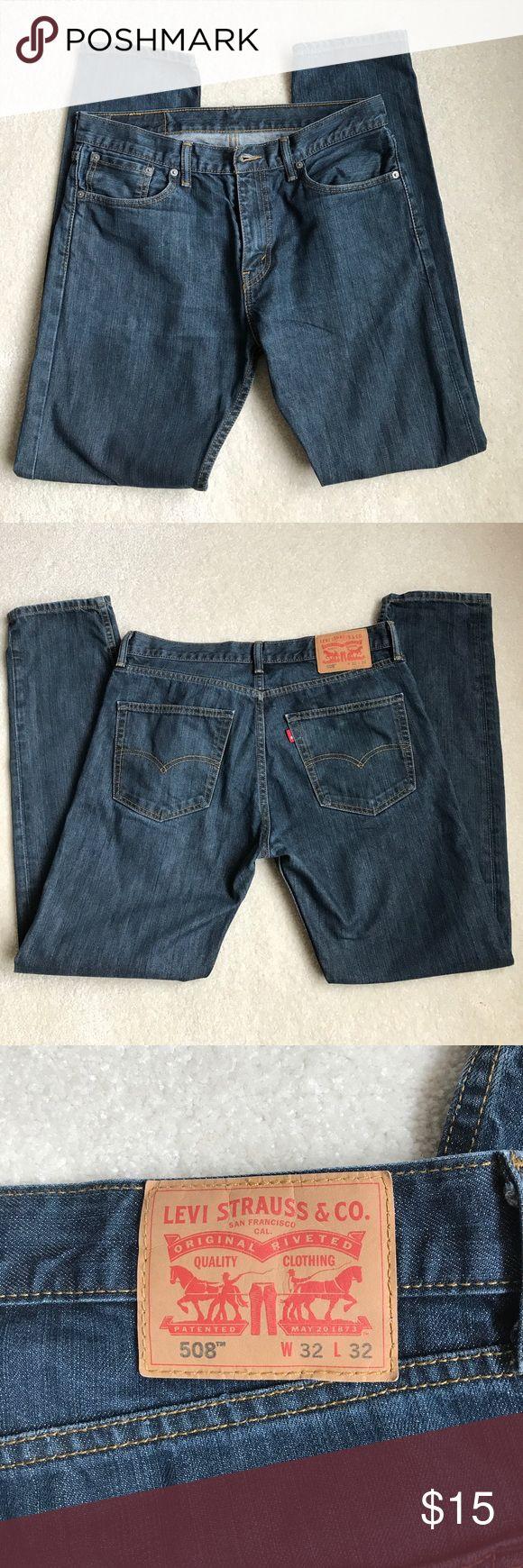Men's Levi 508 jeans Men's Levi 508 jeans. Perfect condition. Levi's Jeans Straight