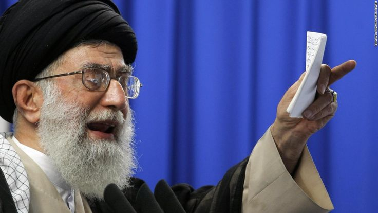 Donald Trump 'shows true face of US,' says Iran - CNNPolitics.com THIS IS NOT WHO WE ARE!