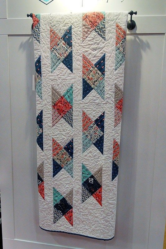 10 Free Modern Quilt Patterns to Sew