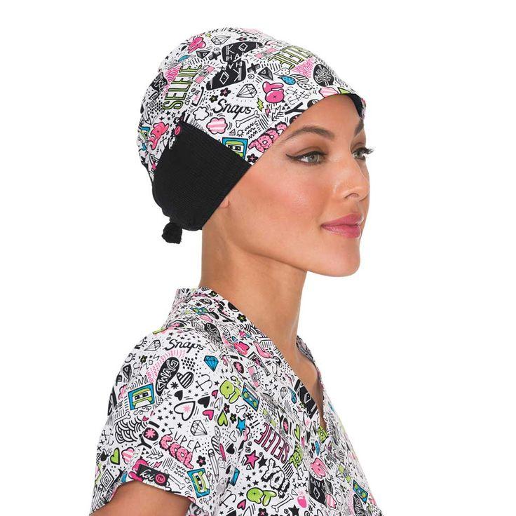 7 besten Scrub hats don\'t have to be boring! Bilder auf Pinterest ...