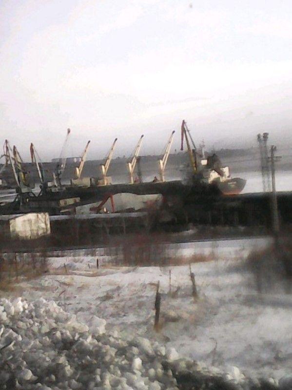 этот Угольный Ванинский порт (8)