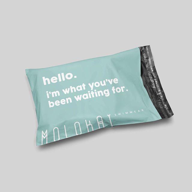 Bademode Verpackung und Branding Design von Here +…