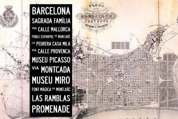 barcelona artBus Scrolls, Barcelona Bus