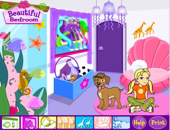 Polly pocket Games online | Everything Girl.com