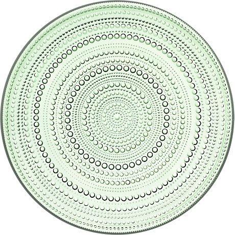 Iittala glass plate