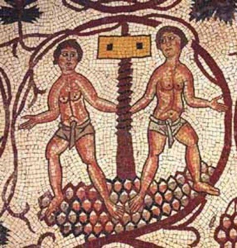 Wiedzieliście, że... Rzymianie wprost przepadali za winem!  Jesienią podczas winobrania dojrzałe owoce zbierano do koszy. Następnie trafiały do ogromnych kadzi, gdzie depcząc je były rozgniatane bosymi stopami. Rzymianie podczas deptania umilali sobie czas śpiewem, a dla równowagi podtrzymywali się za ręce i podpierali się kijami.