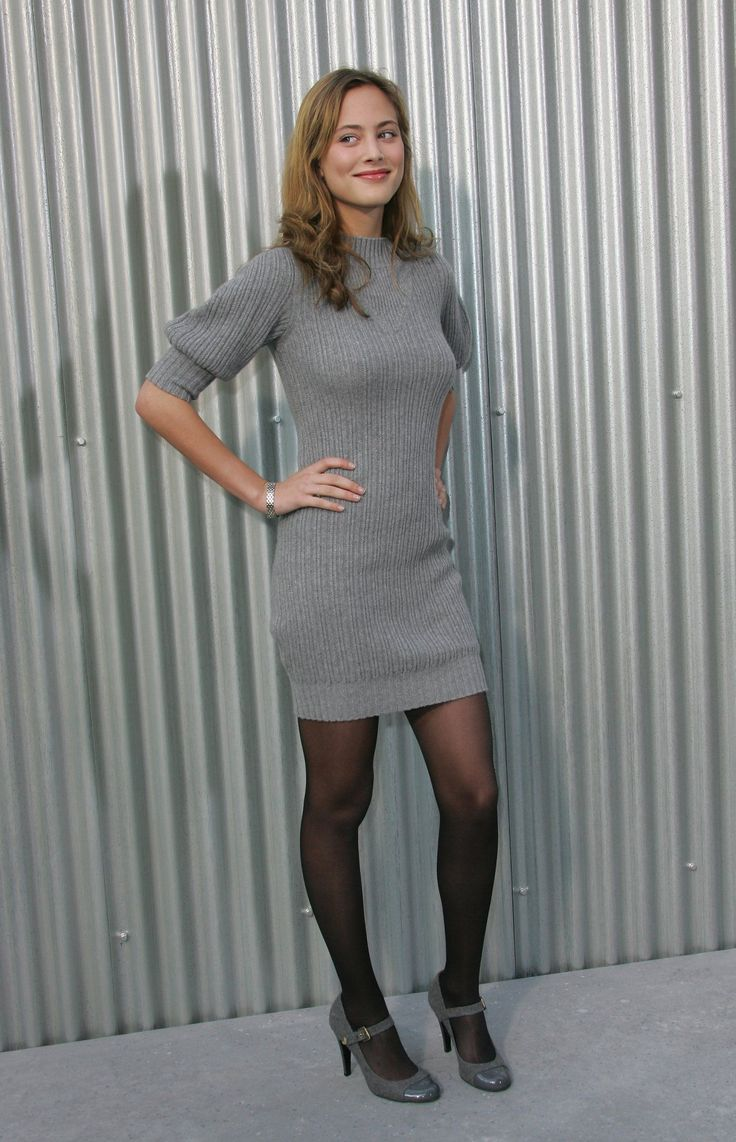 Nora Arnezeder in pantyhose - More pictures here: http ...