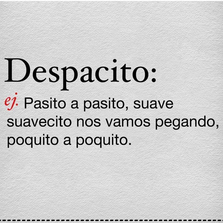 Como a mi me gusta ... jajaja #despacito  lalala.. jaja  @lasdefiniciones  #instapic #instacool #grandesverdades #definiciones #verdadesensumaximaexpresion