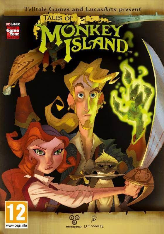 Tales Of Monkey Island 5 PC [Español]