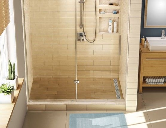 Bathtub Replacement – Redi Trench Shower Pans & Bases