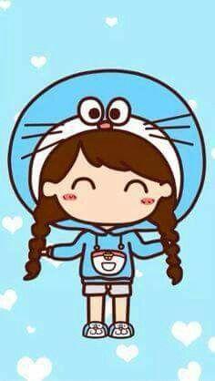 Doraemon (Mobile phone wallpaper)