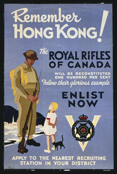 """The Canadians in Hong Kong: Giving Me My Remembrance Day"" from Maple, Lily, Peony, and Rose - A personal reflection/essay by Kita Inoru, detailing some of her difficulties marking Remembrance Day as a Chinese immigrant in Canada, and how discovering the Canadian involvement in Hong Kong in December 1941 changed all that."