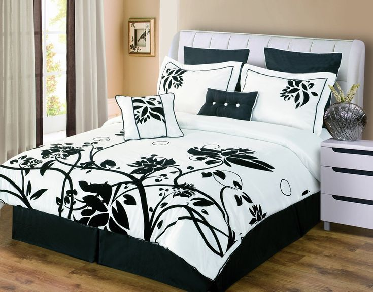 Bring your Bedroom to Life with Great Comforter Sets - Ideas 4 Homes