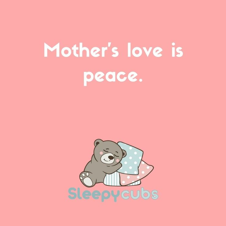 "1,497 Likes, 11 Comments - @sleepy.cubs on Instagram: ""mothers love is peace. via @sleepy.cubs  #quotes #quotestoliveby #quotesaboutlife #pregnant…"""