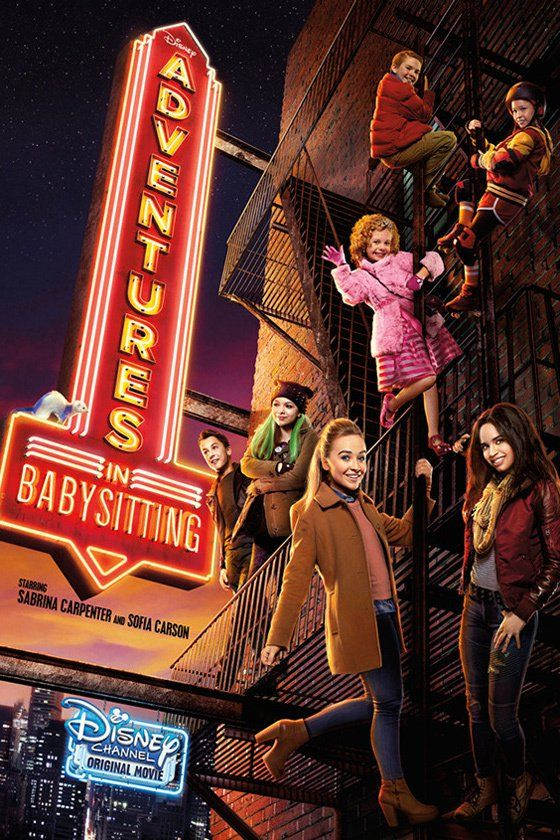 Watch Adventures in Babysitting online for free | CineRill