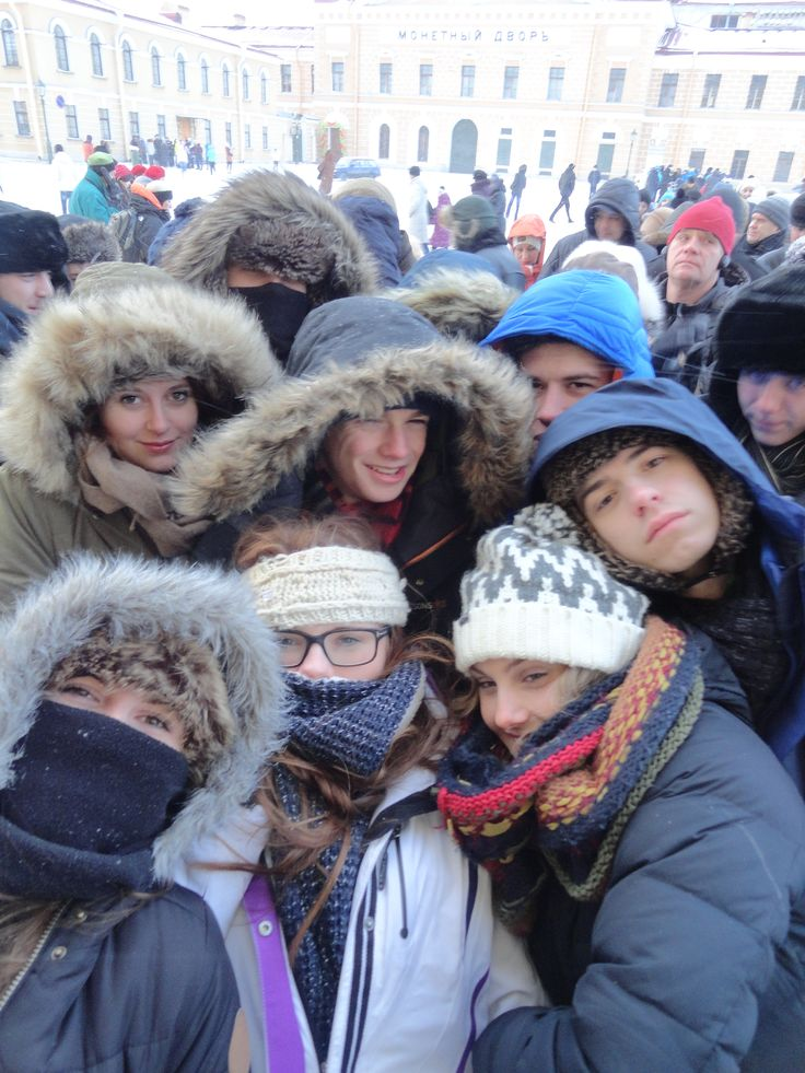 Sixth Form history trip in Russia