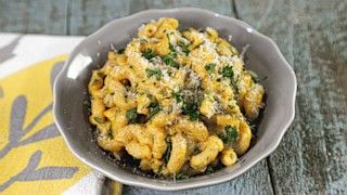 Healthy Butternut Squash Macaroni & Cheese Recipe by Daphne Oz - The Chew