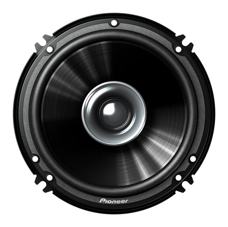 Pioneer MUSIC SYSTEM\Pioneer G Series Ts-G625 Component Car Speaker