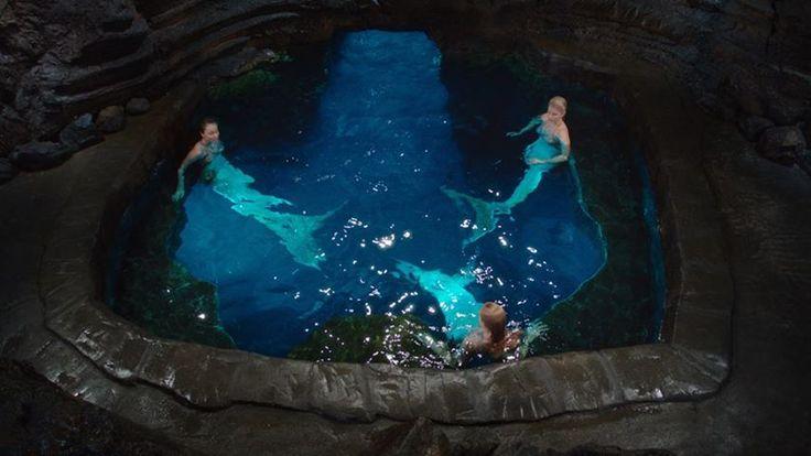 moon pool | H2O mermaids series | Pinterest | Pools