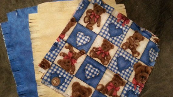 Man Cave Quilt Kit : Best images about make your own rag quilt kits