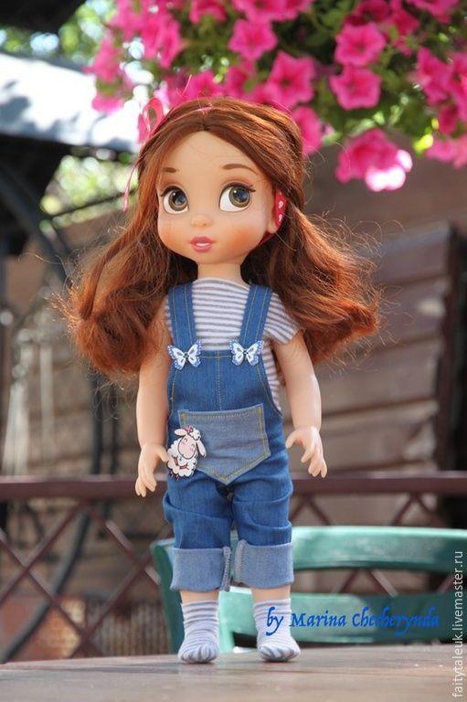 Купить Комбинизон для куклы Дисней - одежда для кукол, одежда для кукол дисней…