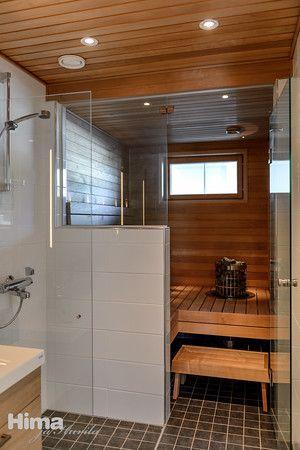 Brand new finnish sauna. Bulevardi 19 Postvillan #himajahuvila