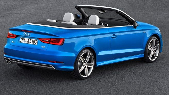 The Audi A3 Cabriolet #carleasing deal | One of the many cars and vans available to lease from www.carlease.uk.com