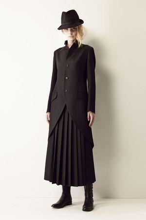 Yohji Yamamoto +Noir – Womens AW2011   Import Workwear