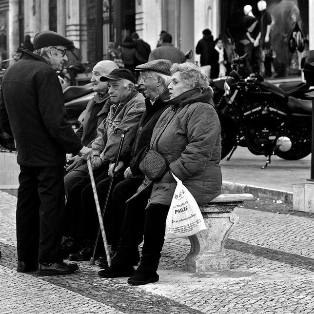 El envejecimiento de la población puede tener muchos efectos positivos