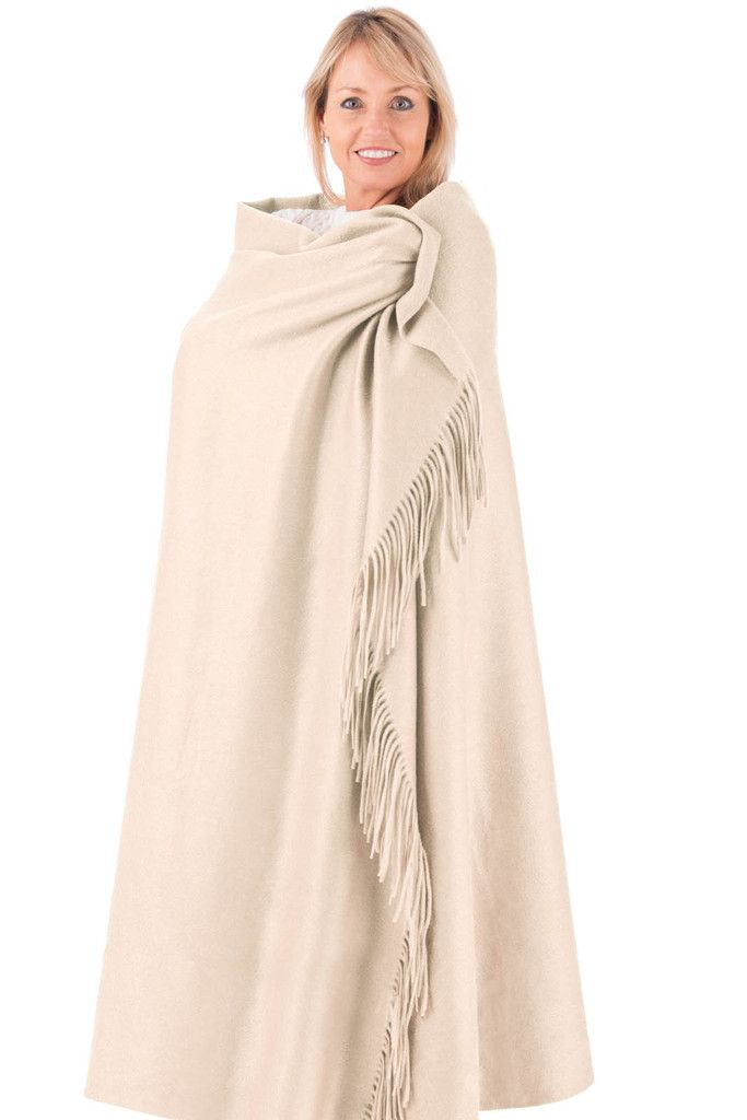 100% Pure Cashmere Throw / Blanket, Ultra Plush, Imported Cashmere – Fishers Finery