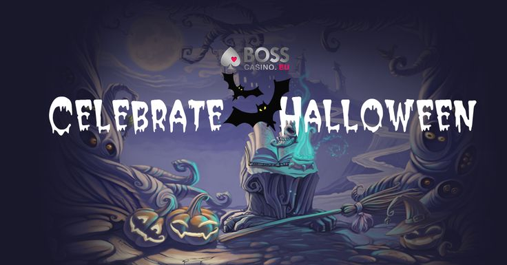 31st of October we will celebrate a great holiday – Halloween! So we decided to compose a list of slots that are dedicated to this special day:  - Halloween by Microgaming; - Haunted House by Microgaming; - Lucky Witch by Microgaming; - Halloween Horrors by 1x2Gaming.   These and many other mystical slots you can find on BOSS Casino: Start celebrating Halloween right now!