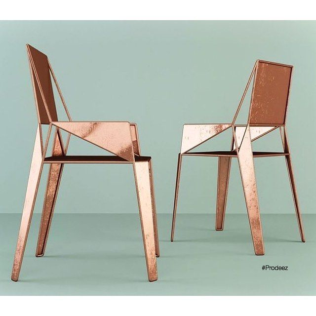 From Prodeez Product Design: F3 Chairs by Dmitry Kozinenko. #furniture #chair #creative #design #ideas #art #designer #dmitrykozinenko #interior #interiordesign #product #productdesign #instadesign #furnituredesign #prodeez #industrialdesign #architecture #style