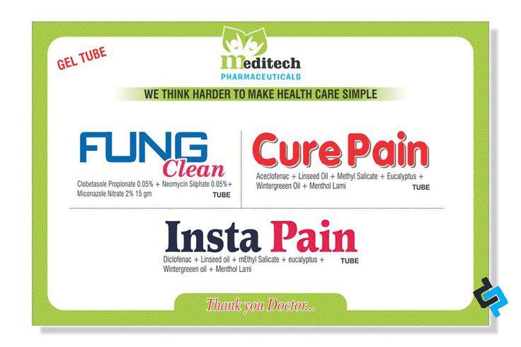 Pharma stickers printing