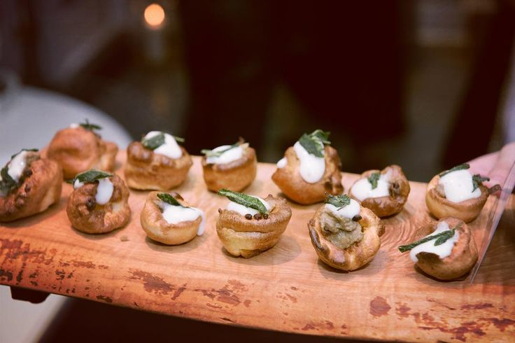 What can get homier than Yorkshire pudding? No matter the event Provisions is always delighted to customize your experience and make you feel right at home!