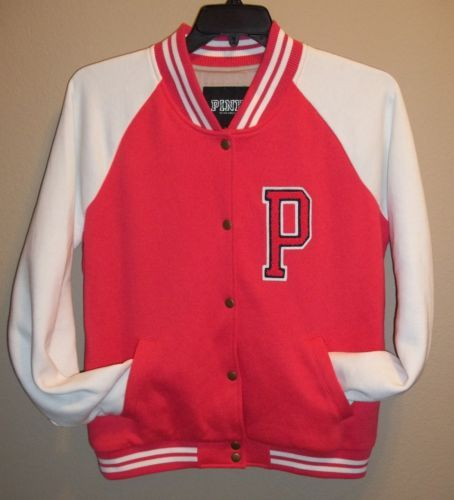 Pink Varsity Jackets