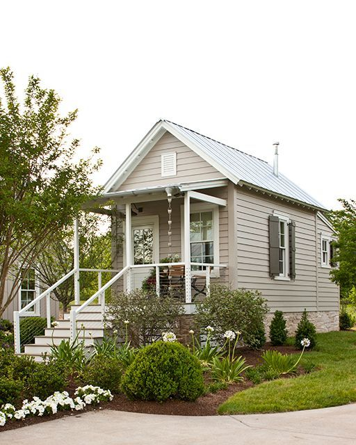 1861 best images about exterior inspiration on pinterest for Small southern cottage house plans