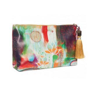 Flora Bowley Large accessory bag compassion