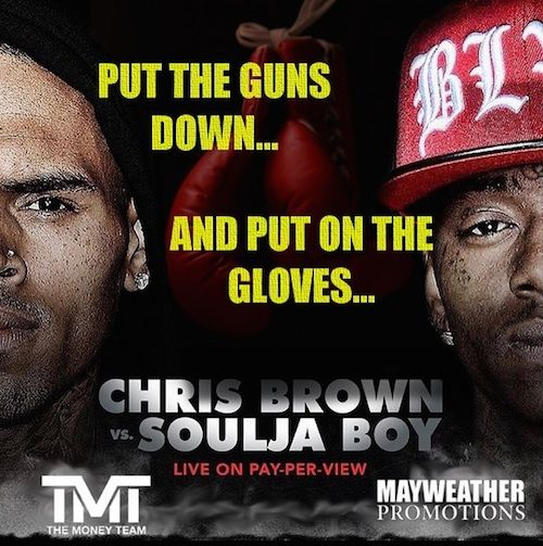 nice Chris Brown And Soulja Boy Are Planning A Pay-Per-View Fight In Dubai Check more at https://10ztalk.com/2017/01/10/chris-brown-and-soulja-boy-are-planning-a-pay-per-view-fight-in-dubai/