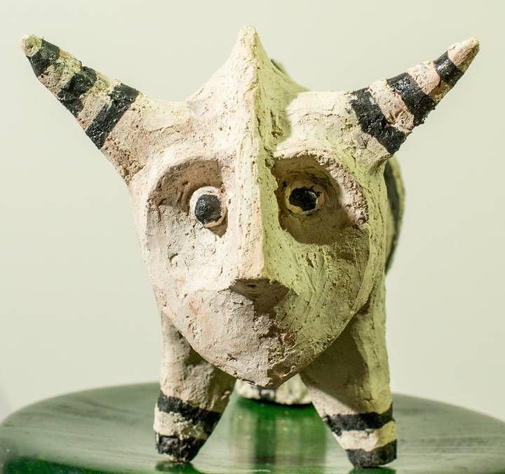Sem título, Escultura  Animais original por Alberto Péssimo